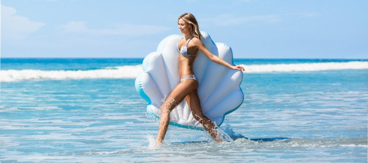 6 Pool Floats As Extra AsYou